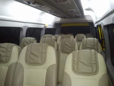 Carter Minibus Isuzu Elf Madiun Kapasitas Besar