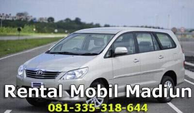 Sewa Mobil Innova Madiun