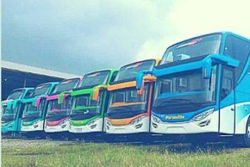 Sewa Bus Di Madiun